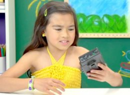 Kids React To Odd Black Bricks... Formerly Known As Walkmans