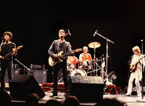 THE TALKING HEADS CONCERT