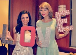 Taylor Swift Gave This Bride-To-Be The Ultimate Wedding Present