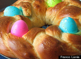 How To Make Italian Easter Bread