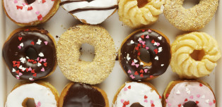 New App Helps Find You Donuts, Wish Granted