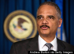 Eric Holder 'Cautiously Optimistic' About Marijuana Legalization