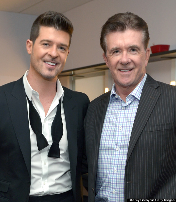 alan thicke robin