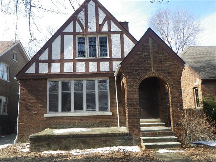 Detroit is auctioning off incredible old homes for 1 000 for Building a house in michigan