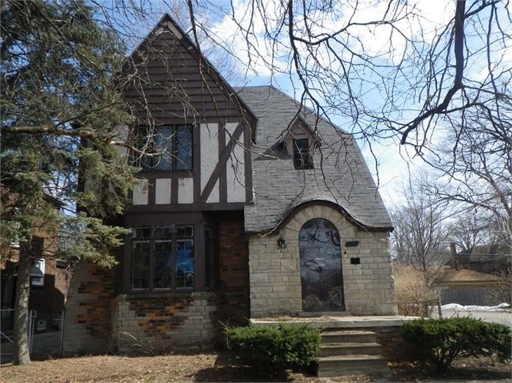 Detroit Is Auctioning Off Incredible Old Homes For 1000 But
