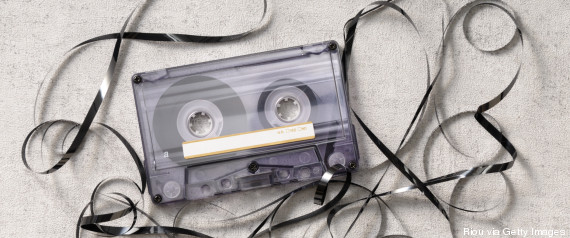 cassette cinta