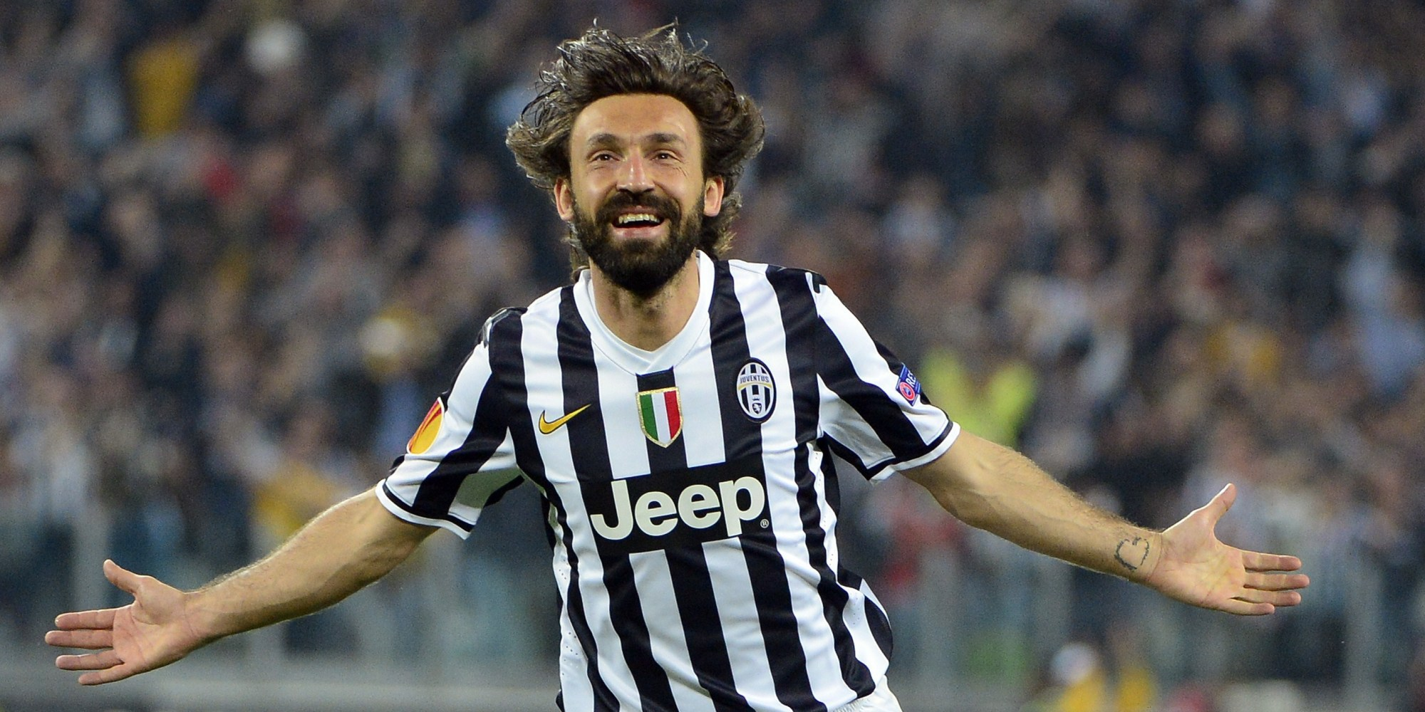 Italy coach Antonio Conte does not expect Juve s Andrea Pirlo to quit