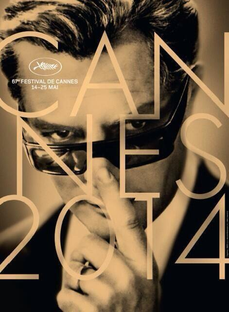 festival cannes 2014 affiche