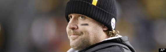Ben Roethlisberger Interview