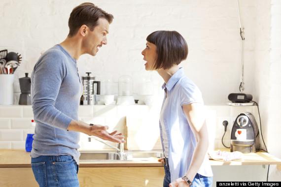 couples argument
