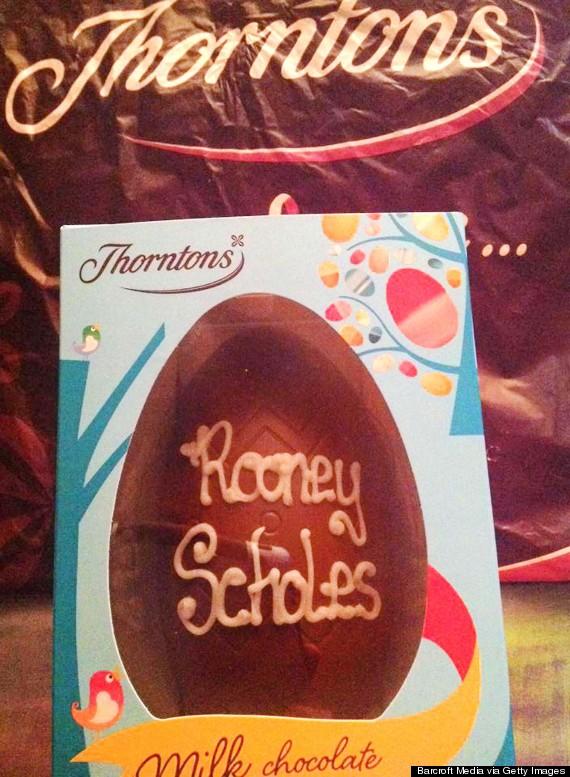 rooney easter egg