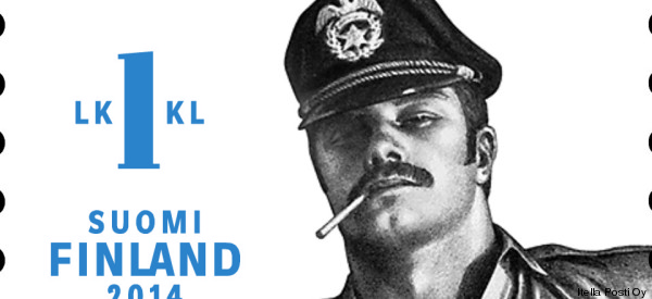 These New Tom Of Finland Stamps Are Pretty Damn Hot (PICTURES)