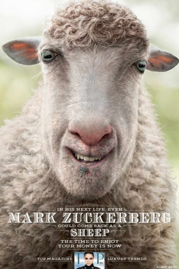 mark zuckerberg mouton