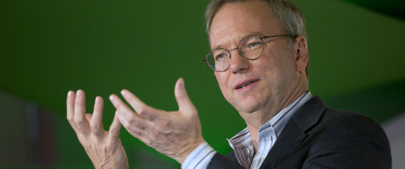 ERIC SCHMIDT WASHINGTON