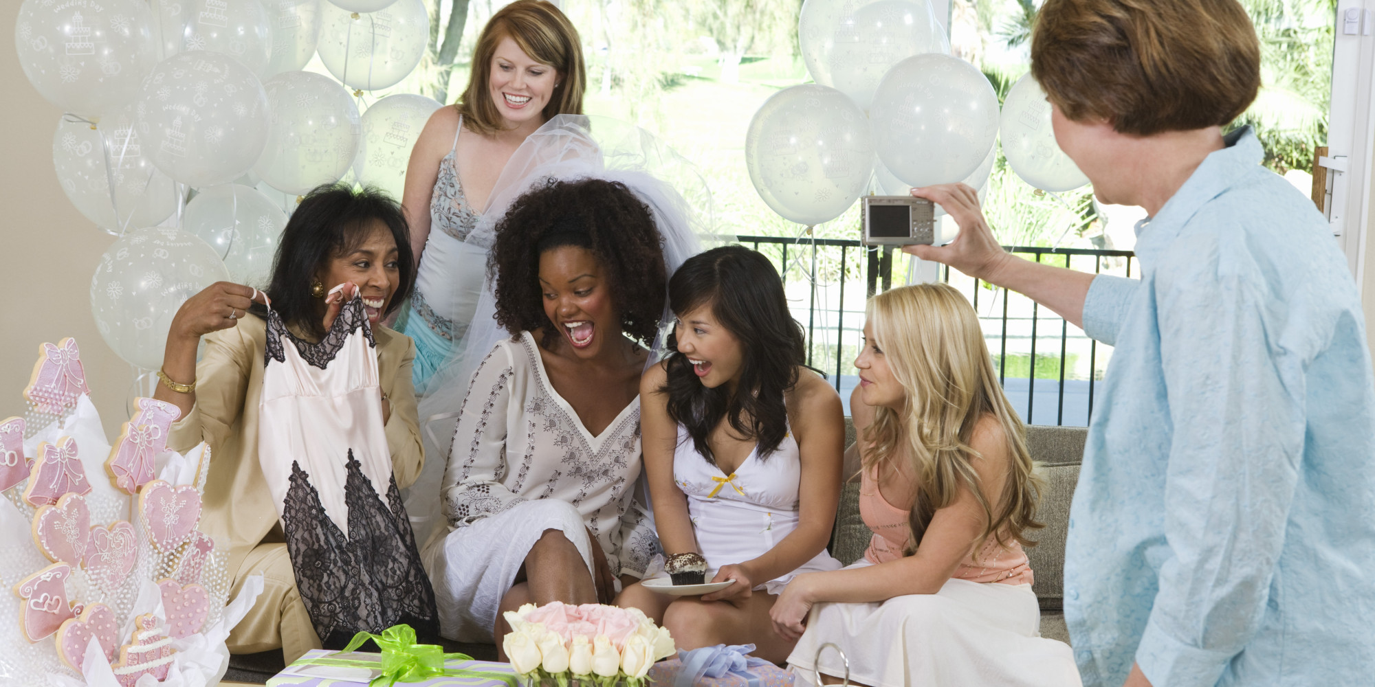 Wedding Gift For Couple Living With Parents : Who Should Be Invited to a Bridal Shower? HuffPost