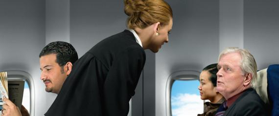 FLIGHT ATTENDANT CUSTOMER