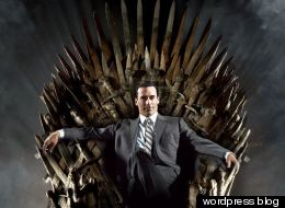 What If George R.R. Martin Wrote 'Mad Men'?