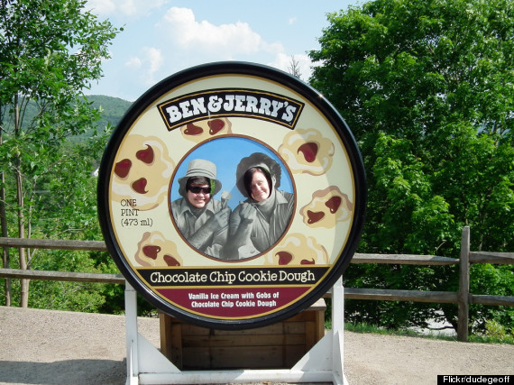 ben and jerrysactory