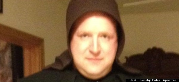 Male Police Officer Dresses As Amish Woman To Catch Alleged Child Predator