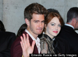 Andrew Garfield Playfully Tells Reporter To 'F--k Off'