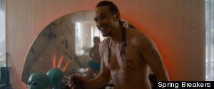James Franco Spring Breakers