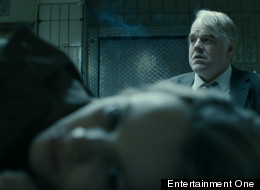 FIRST LOOK: Philip Seymour Hoffman In Poignantly Fine Form