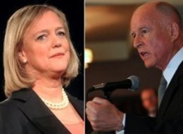 Jerry Brown Meg Whitman Goebbels