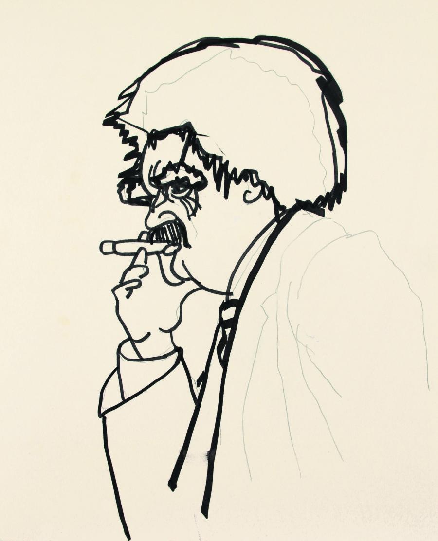 the wonderfully wacky artwork of kurt vonnegut the huffington post vonnegut