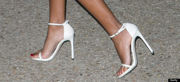 Celebs Show Us How To Wear This Season's New 'It' Shoe