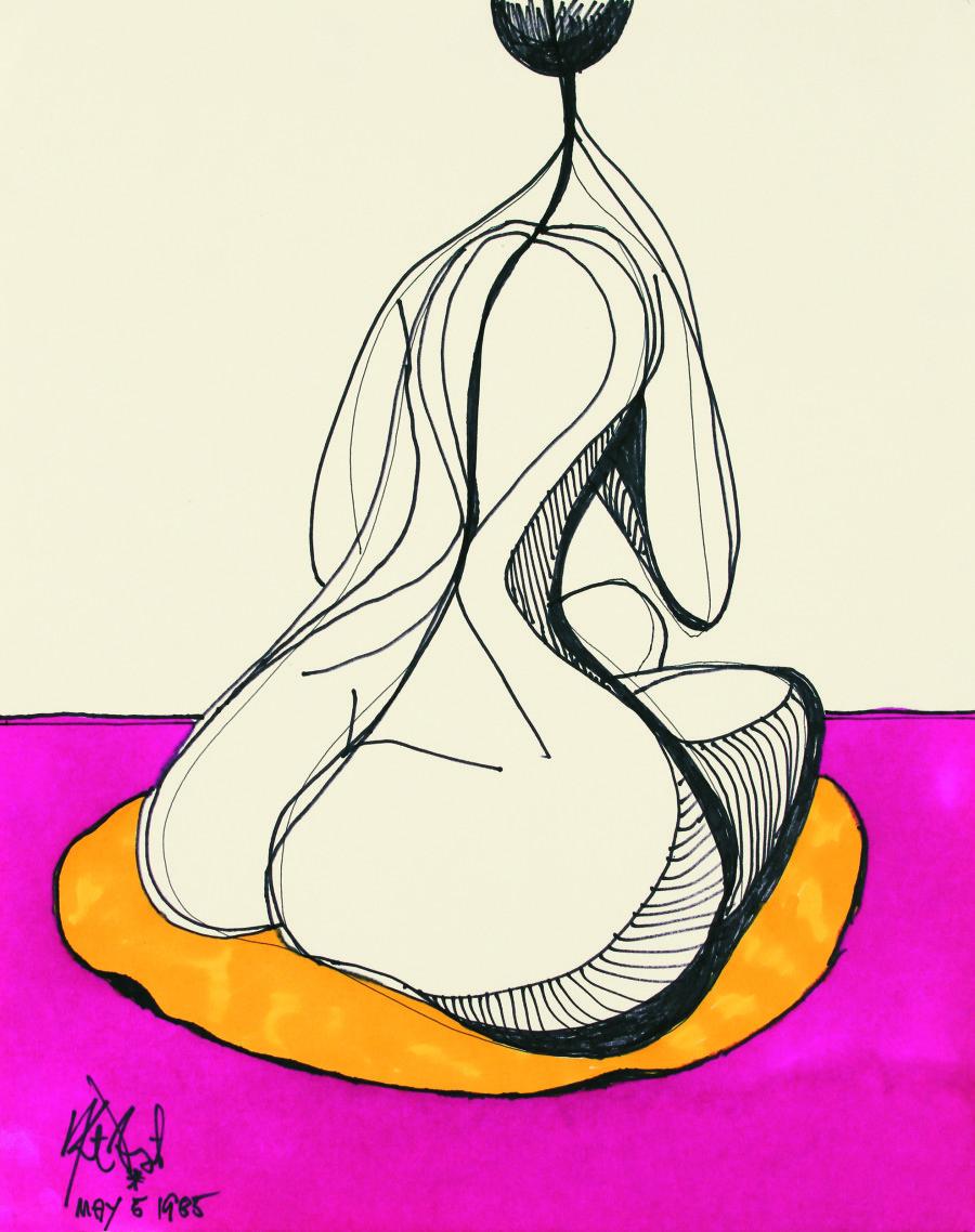 the wonderfully wacky artwork of kurt vonnegut the huffington post 44