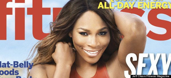 LOOK: Serena Williams Proves Curves Are Both Sporty And Sexy