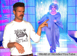 <i>RuPaul's Drag Race</i> Season 6, Ep. 9 Extra Lap Recap: 'Queens of Talk' (VIDEO)