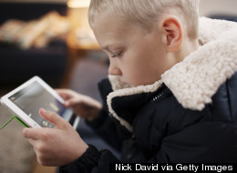 Can We Stop Judging Each Other When Our Tots Play With Tablets?