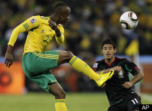 Mexico South Africa World Cup