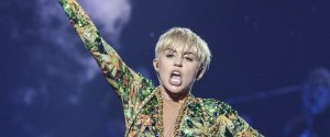Miley Cyrus Hospitalized