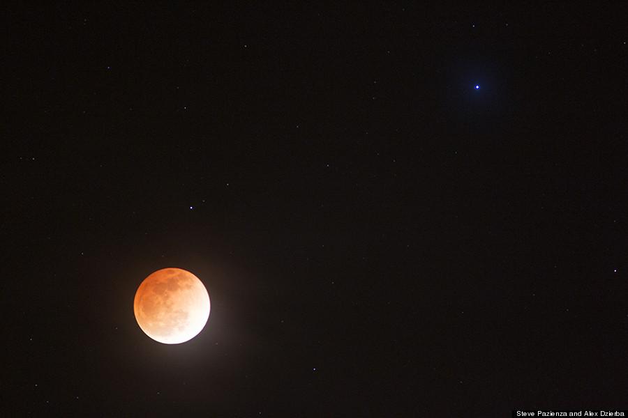 blood moon eclipse hawaii - photo #9