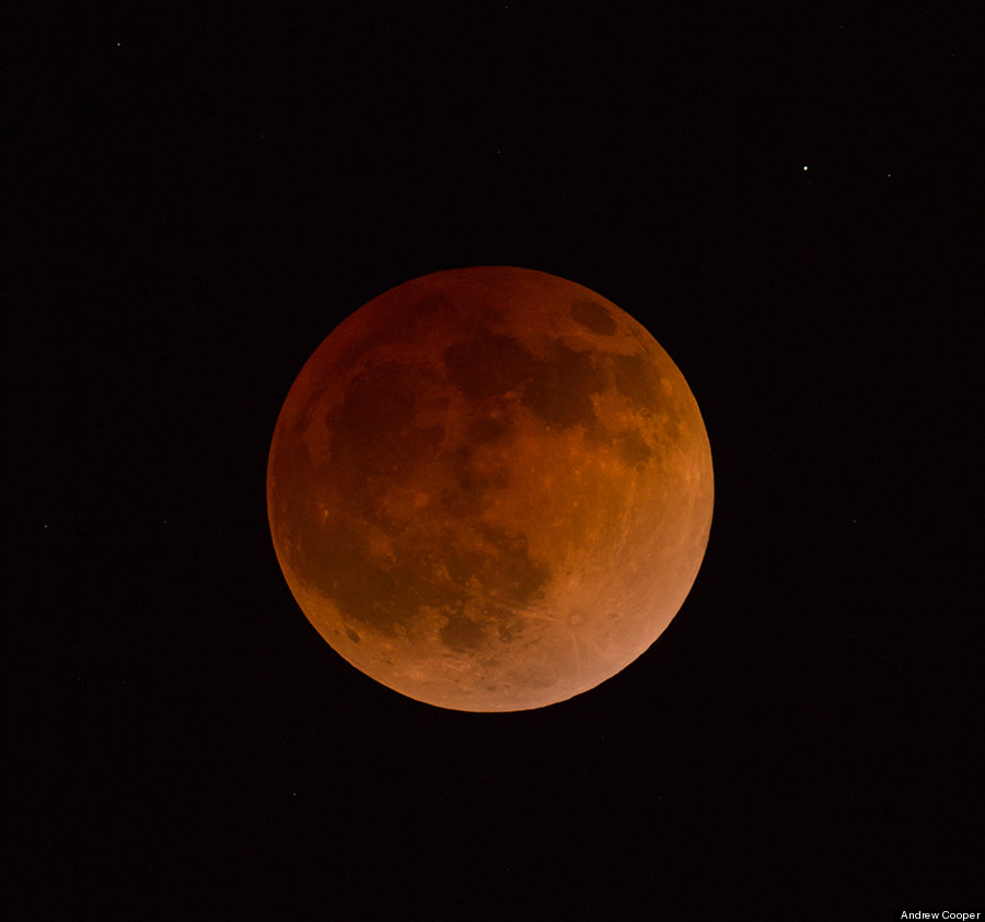 blood moon keck
