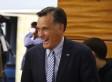 Josh Romney Jabs Harry Reid With Photo Of Mitt Paying His Taxes