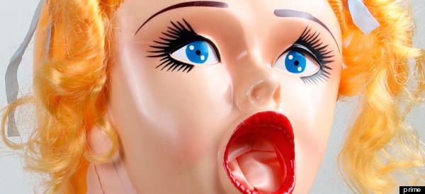 Une poupée gonflable prise pour... un ange tombé du ciel
