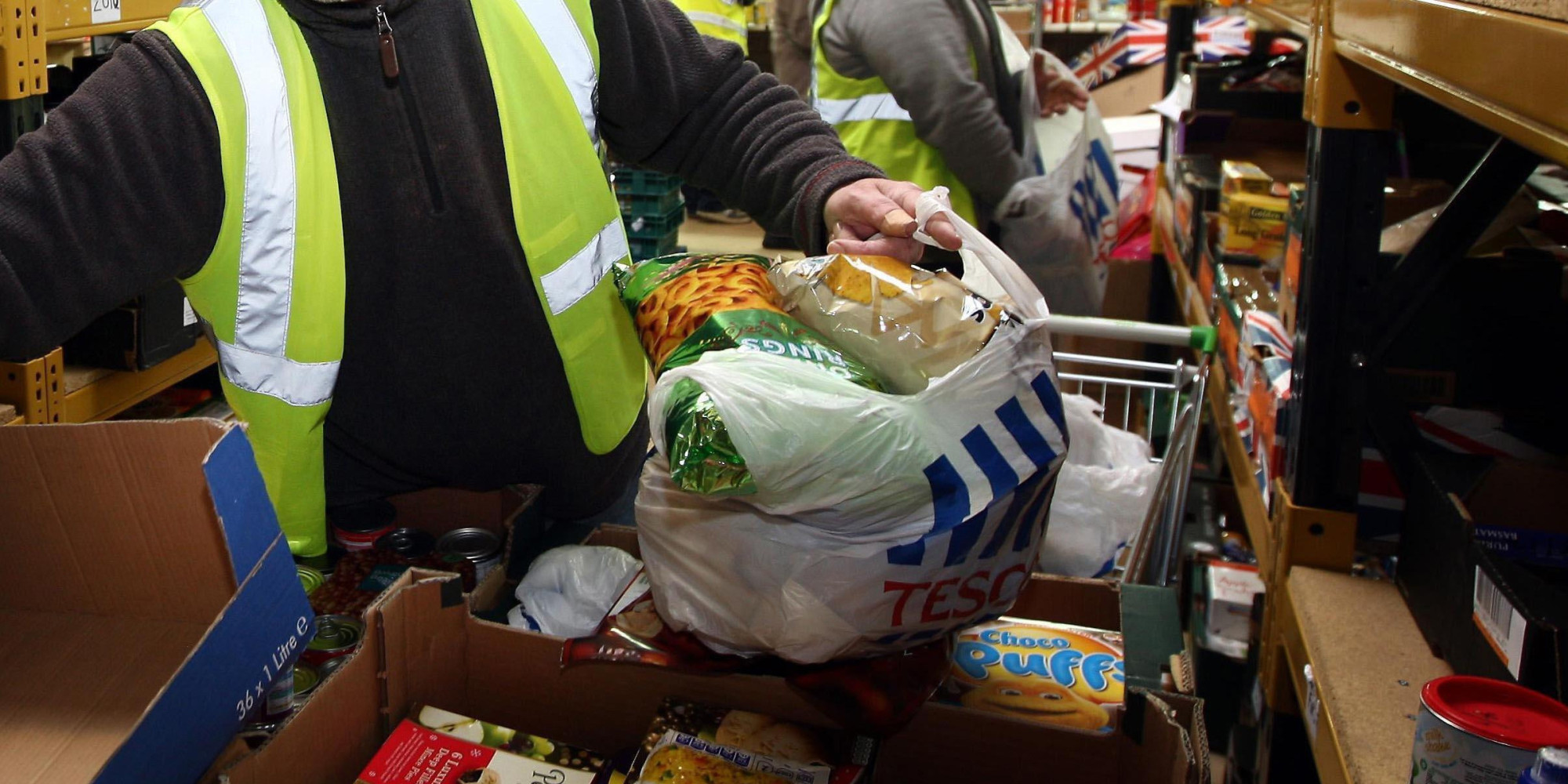 Food Bank Scroungers