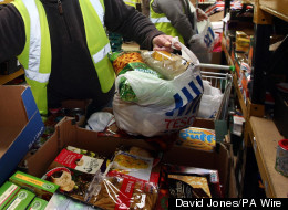 Twitter Reacts To Mail On Sunday Food Banks Story