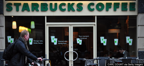 Starbucks 'Will Pay More Tax' As It Moves HQ To UK