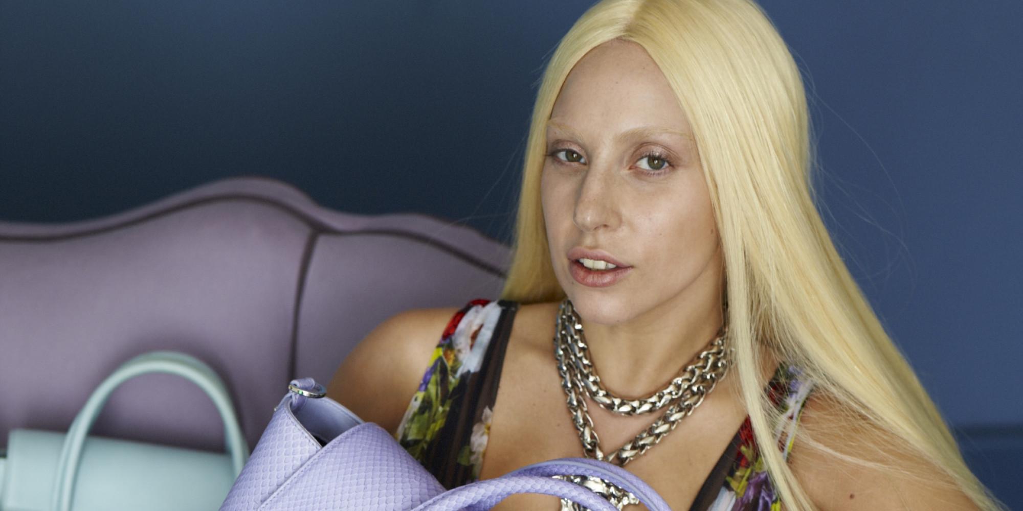 Lady Gaga: ses photos pour Versace sans photoshop ont ...