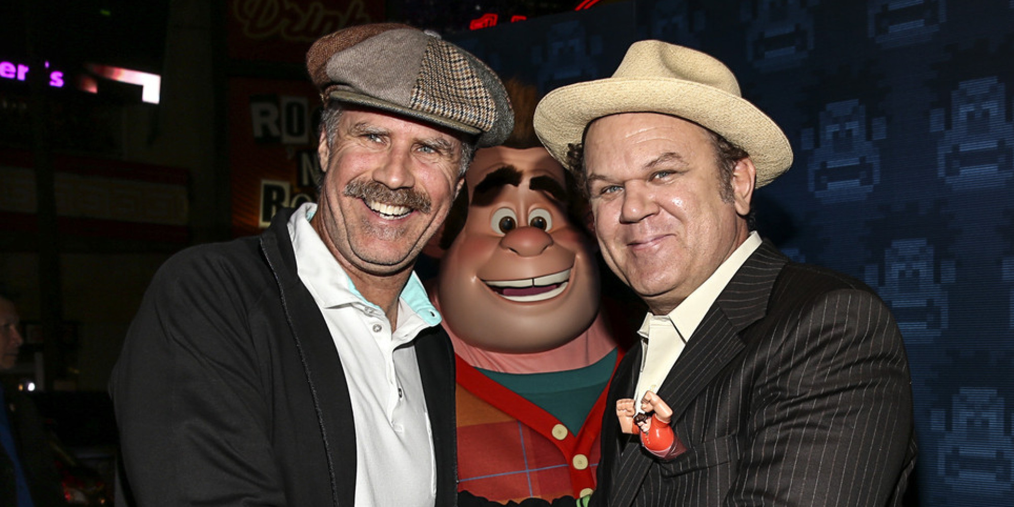 john c reilly and will ferrell relationship