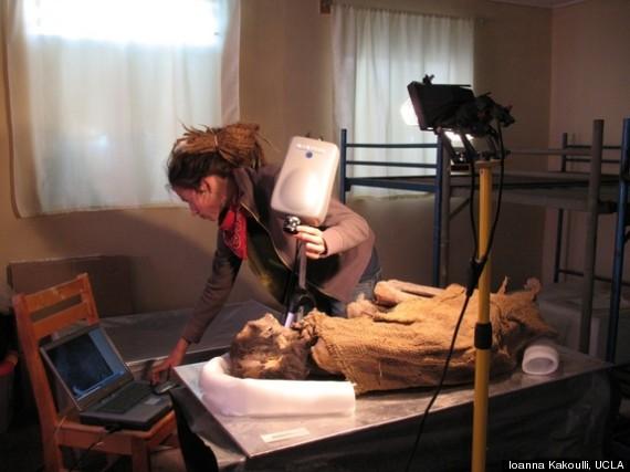 arsenic mummies
