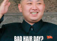 'Stop The Provocation' North Korea Asks Britain After Hairdresser Mocks Kim-Jong Un With Poster