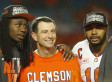 Clemson University's Football Accused Of 'Christian Worship' By Atheist Group