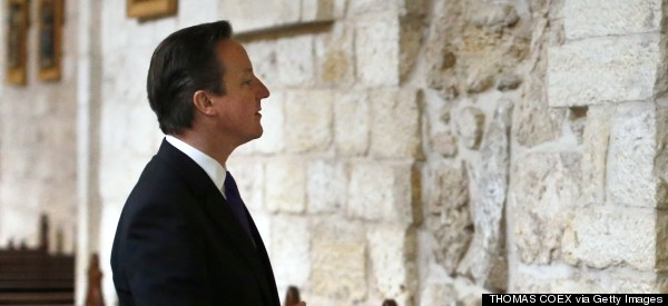 Cameron: Christian's Should Be More Evangelical