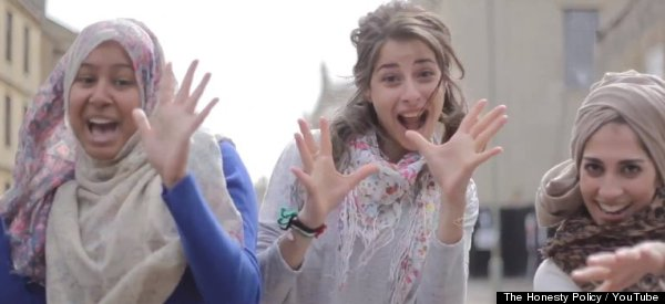 WATCH: These 'Happy British Muslims' Rock Out To Pharrell Williams And It Is Everything