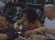 Keith Hernandez Impressed With Woman Eating Enormous Hot Dog (VIDEO)
